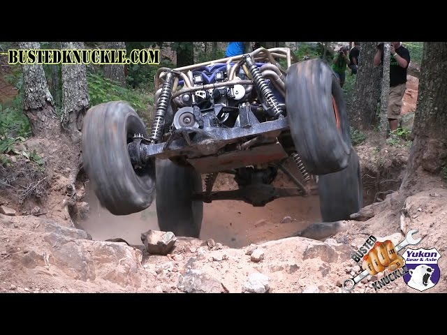 GOLD DIGGA BUGGY ROCKS ARC RACE 3