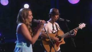 download lagu Lucky - Jason Mraz & Colbie Caillat Live On gratis