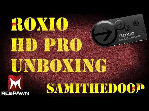 Roxio Game Capture HD Pro Unboxing +25% discount tip - Review coming soon