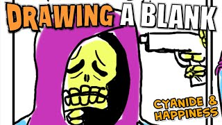 Why did they do that to Skeletor??? - Cyanide & Happiness - Drawing a Blank Ep. 16
