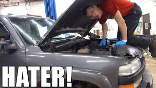 MEETING MY FIRST DURAMAX HATER!!