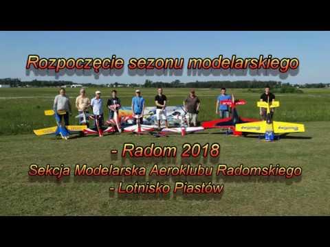 Rozpoczęcie Sezonu Modelarskiego Radom 2018