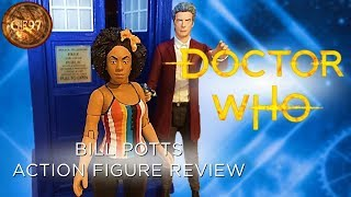 Doctor Who: Bill Potts (Amazon Exclusive) Action Figure Review