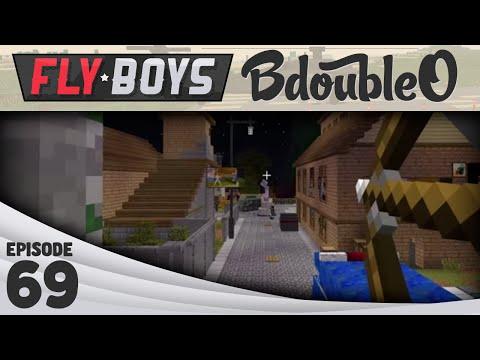 Minecraft Mods - FlyBoys :: STORIES OF WAR! #69 [Minecraft with BdoubleO100]