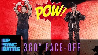 Zendaya vs. Tom Holland: 360° Face-Off | Lip Sync Battle