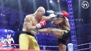 Buakaw vs Yi Long - Fight of the Century
