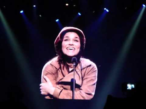 On My Own - Les Misérables 25th Anniversary - Samantha Barks