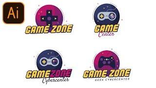FREE Gaming Logo Pack #4 | Clan/Esport/Mascot Logo | Adobe Illustrator Free Logo Templates