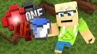 SAVED BY A BUCKET - Minecraft: One Life SMP #3