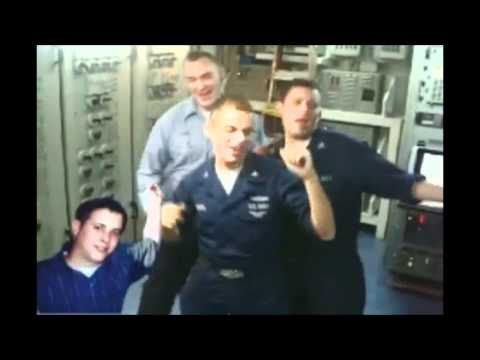 Navy Numa Numa video