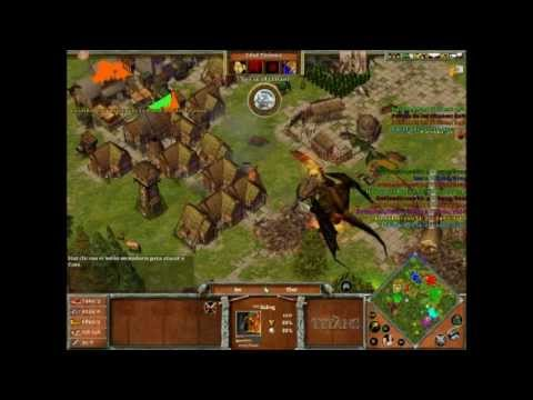 Age of Mythology Partida De NORDICOS