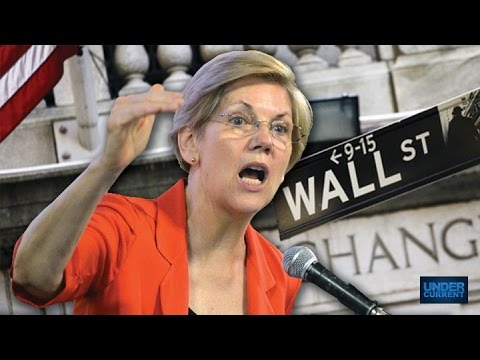 Elizabeth Warren: Break Up the Banks to Restore Economy for All