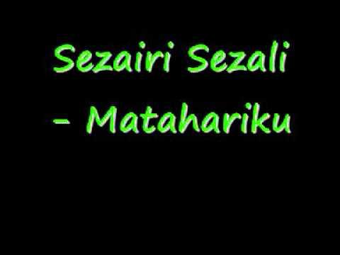 Sezairi Sezali - Matahariku