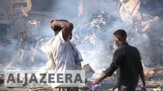 Somalia: Mogadishu rocked by twin bomb blasts, dozens killed
