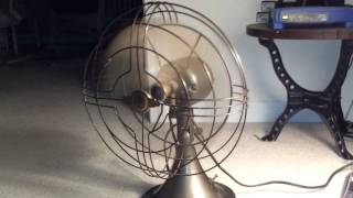 Vintage GE Vortalex Electric Fan - Wobble