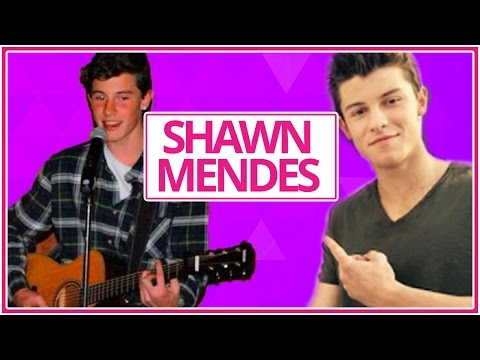 Shawn Mendes' Rise to Fame - Self-Made Superstars