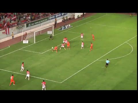 Semifinales ida Necaxa 3-1 Correcaminos