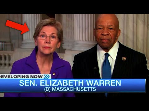 Elizabeth Warren Asked About Hillary Clinton & It's Devastating