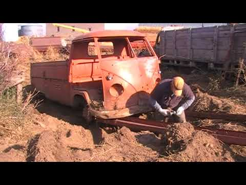 Forgotten Volkswagen Single Cab