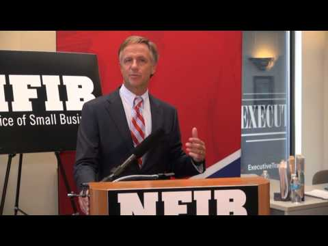 NFIB/Tennessee Endorses Bill Haslam for 2nd Term as Governor