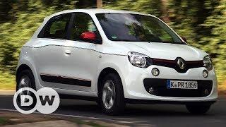 Sparsam: Renault Twingo | DW Deutsch