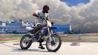 GTA 5 - TOP 5 DE FOU