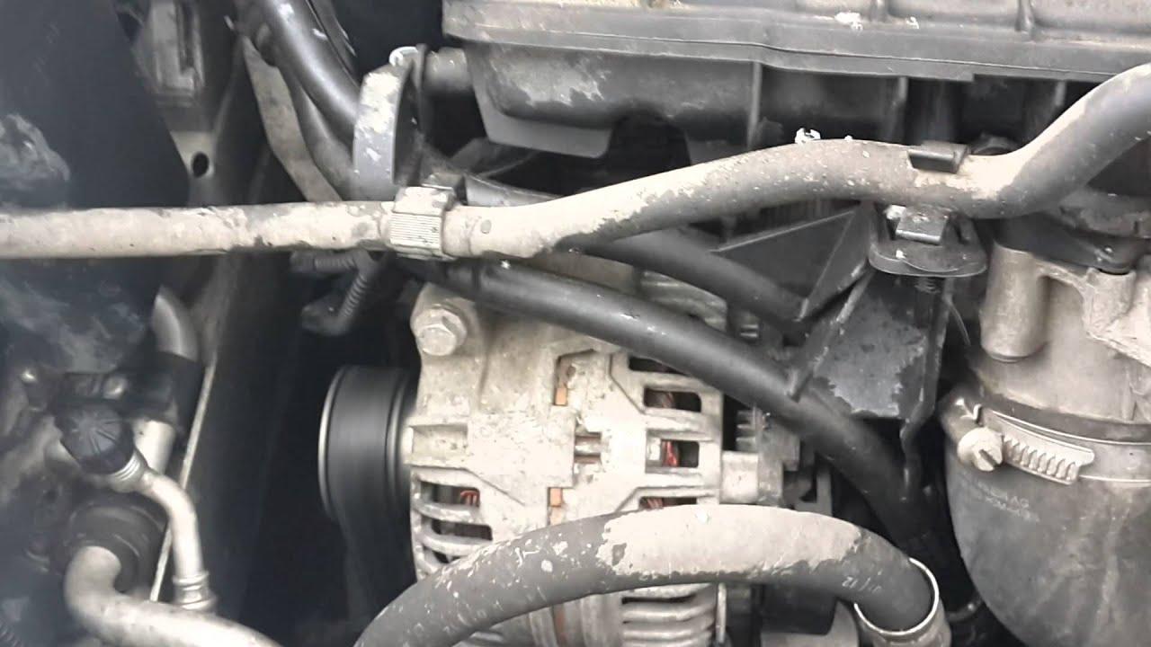 Замена масла в двигателе шкода октавия 1.6 своими руками