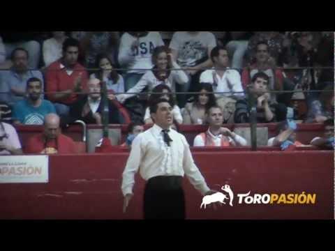 Toropasión - Final del Campeonato de España de recortadores Zaragoza 2012