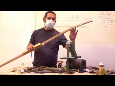 how to make a reflex deflex bow 5