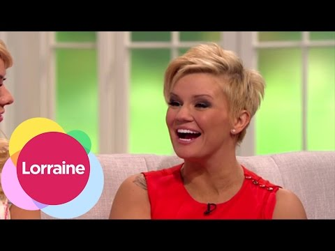 Kerry Katona On Her Kids And Life | Lorraine