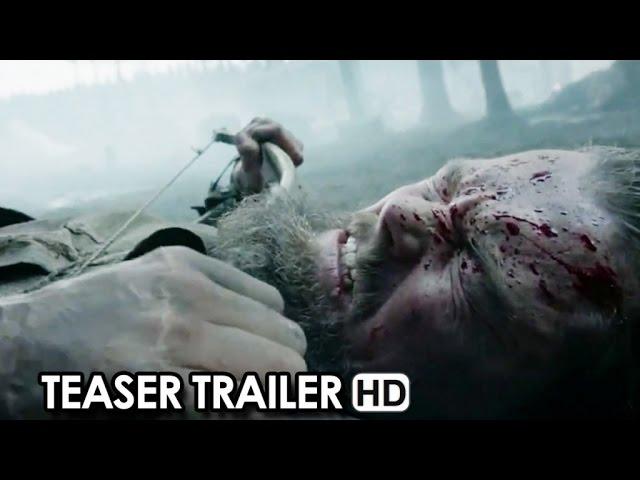 Revenant - Redivivo Teaser Trailer Ufficiale (2015) - Leonardo DiCaprio HD