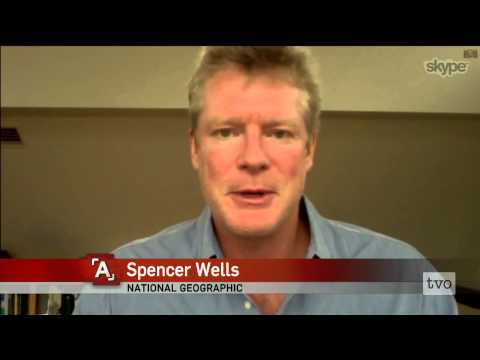 Spencer Wells: A Global Family Tree