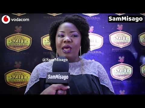 Alichokisema Thea kwenye Red Carpet ya Tuzo za Sinema Zetu za Azam TV SZIFF 2018 thumbnail