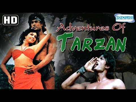Adventures Of Tarzan (HD) - Kimi Katkar - Hemant Birje - Hindi Full Movies - (With Eng Subtitles) thumbnail
