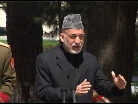 President Karzai and NATO Secretary General news conference