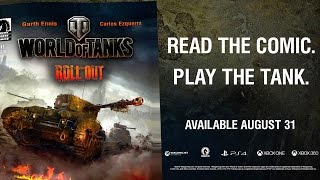World of Tanks: Roll Out Comic Trailer