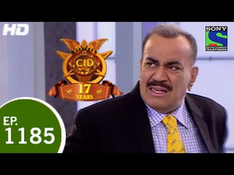 Cid - सी ई डी - Daya Khatre Mein - Episode 1185 - 30th January 2015 video
