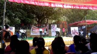 Western dance | Mukkala mukkabala (hindi song) | dance competition | KIRAN AND GROUP