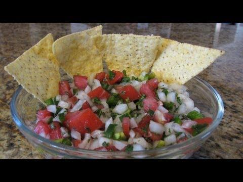 Cooking Tip #6 Pico de Gallo- Lynn's Recipes