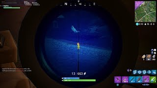 """""""Thermal Scoped AR Gameplay"""" *NEW* Fortnite Thermal AR! (Fortnite NEW Thermal AR Gameplay)"""