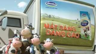 Quảng cáo sữa Vinamilk rất hài hước