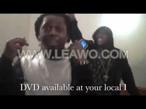 NEW!! Lil Wayne - Single Ladies Freestyle Dance! August 2011