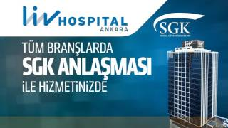 Liv Hospital Metro TV SGK