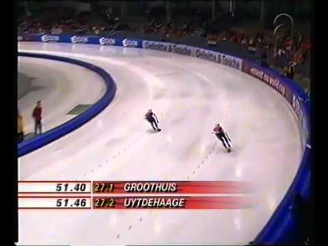 Skate off Jochem Uytdehaage vs Stefan Groothuis Spelen SLC