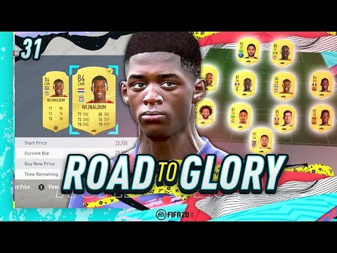 FIFA 20 ROAD TO GLORY #31 - MIDFIELD UPGRADE!!