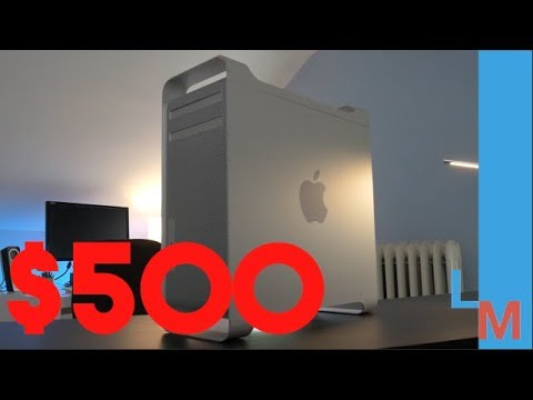 Ultimate $500 Mac Pro Build for 2018