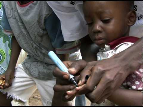 Immunizing 85 million children against polio in West and Central Africa