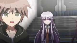 Asahina Beats The Shit Out Of Togami Danganronpa The Animation
