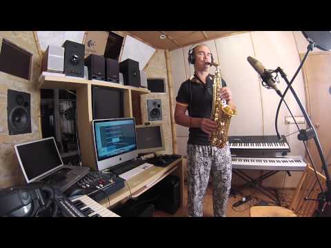 Avicii - Wake Me Up (Syntheticsax cover)