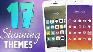 17 STUNNING Anemone Themes!   BEST iOS 11 Cydia Jailbreak Themes